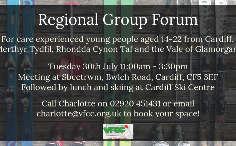 Cardiff, Vale & Valleys Regional Group