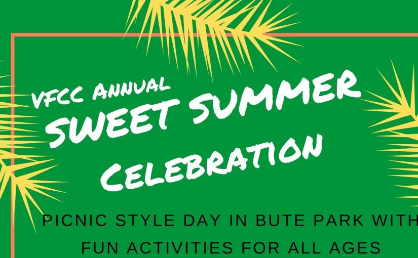 Sweet Summer Celebration